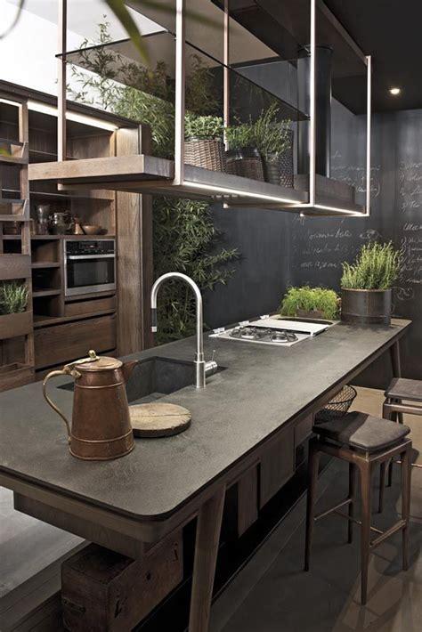 cuisine en l avec ilot central cuisine avec îlot central 43 idées inspirations