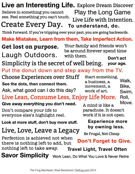 manifesto template finding your why how to create a personal manifesto the frug
