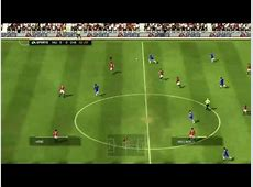 FIFA 09 Match Manchester United vs Chelsea YouTube