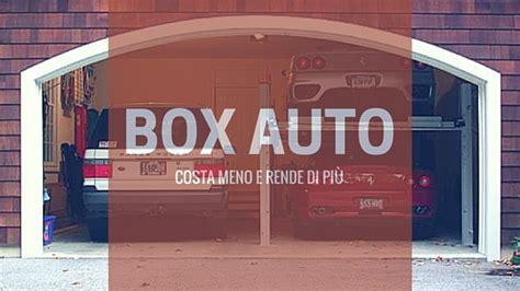 acquisto box auto box auto prezzi in discesa in tutta italia