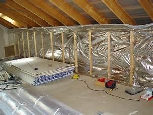 Isolation Thermique Combles : quelle paisseur d 39 isolant pour l 39 isolation des combles ~ Premium-room.com Idées de Décoration