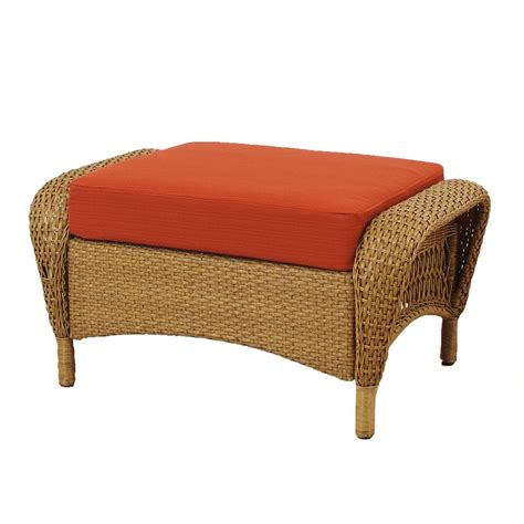 charlottetown ottoman with quarry cushions 65