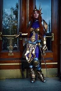 League Of Legends Leona Cosplay by LauraCraftCosplay on ...
