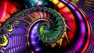 Colorful, Fractal, Design, Hd, Abstract, Wallpapers