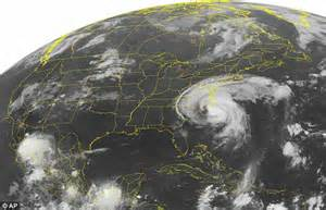 Hurricane Irene path 2011: Is monster storm heading for ...