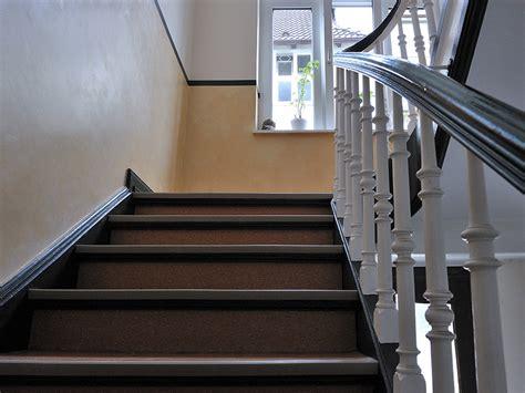 Farbgestaltung Treppenhaus Altbau sanierung eines treppenhauses im altbau