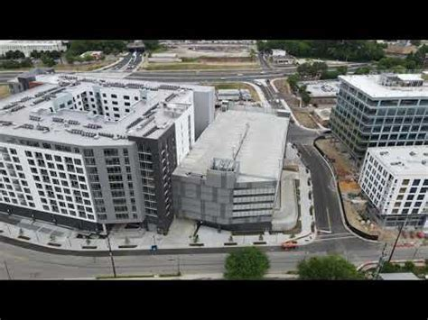 Drone: Raleigh Peace Apartments YouTube