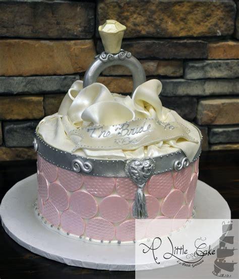 theme bridal shower cake bridal shower cake open ring box themed cake a cake