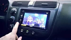 Dvd Automotivo Sony Xav-63