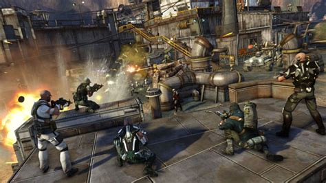 Trions Defiance Ambitiously Attempts To Merge An Mmo And