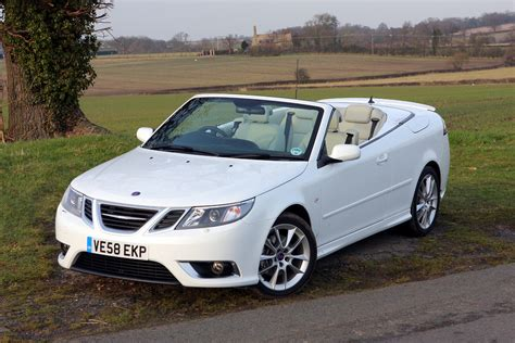 saab   convertible   review parkers