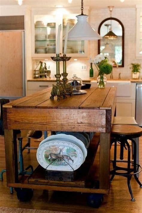 cuisine avec ilot central table la cuisine avec îlot central idées de décoration et design