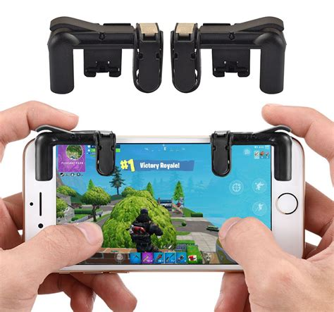 pubg mobile controller trigger buttons for fortnite pubg mobile controller