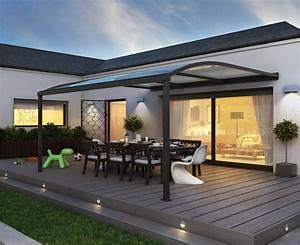 abris de terrasse ou pergola en suisse a prix reduit With canisse pour pergola exterieur 5 pergola terrasse design bois noir et blanc