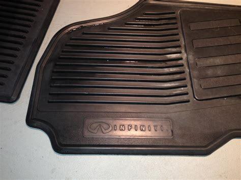 fs midwest black  weather floor mats rubber