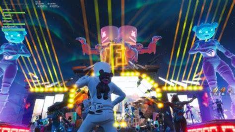 fortnite showtime event tracklist recap marshmello