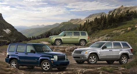 jeep commander vs patriot jeep patriot reviews specs prices top speed