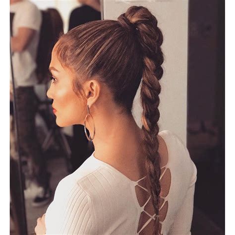 27 Ponytail Hairstyles for 2018: Best Ponytail Styles