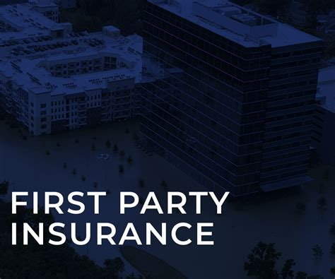 Whether you are investigating a claim or defending a lawsuit brought by your insured, our attorneys can guide you through each aspect of first party insurance claims to. FIRST PARTY INSURANCE • McClenny, Moseley & Associates, PLLC