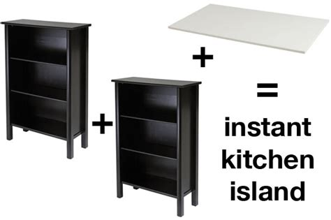 easy islandcraft table