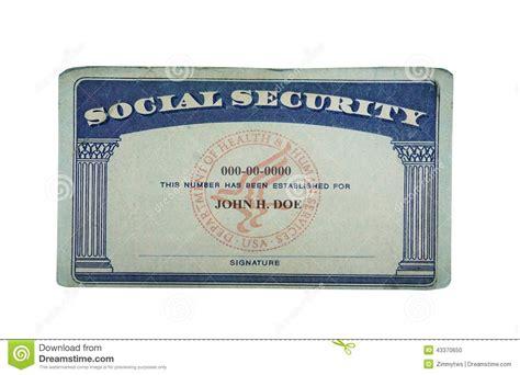 blank social security card template social security card template cyberuse