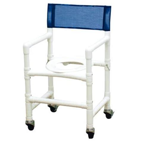 folding pvc shower chair 16 quot seat item 559346