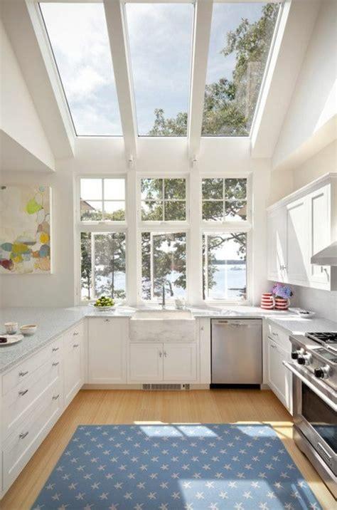 cuisine sous verriere la verrière de toit la meilleure option pour une maison