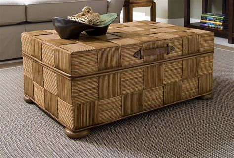 table and storage coffee tables ideas awesome wicker coffee table with