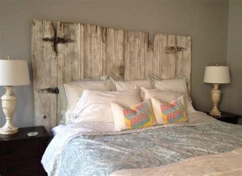 White Rustic Headboard by 40 Trendy Headboard Design Ideas Ultimate Home Ideas