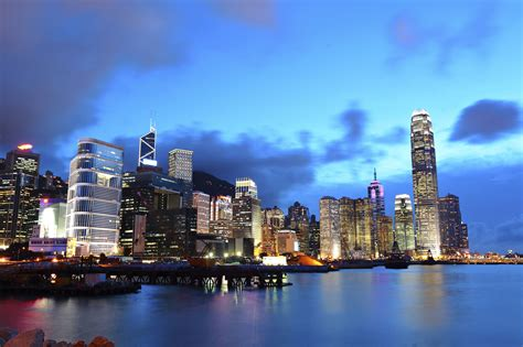 Four Walks Through Hong Kong's Old Town Central, For Four