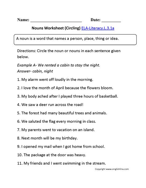 agreement free subject verb agreement worksheets subject