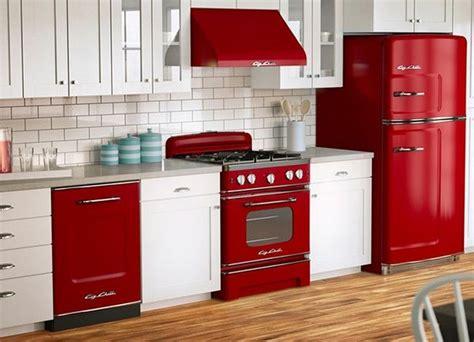 Vintage Kitchen Appliance Colors Big Chill Retro Kitchen Appliances Internet Vs Walletinternet Vs Wallet