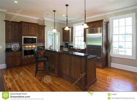 cocina hermosa imagen de archivo imagen de suelo cabina