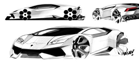 Selipanov is headed to pen new designs for genesis, as hyundai gets serious about the luxury segment. Lamborghini Huracan sketches by Sasha Selipanov ...