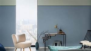 Gris Et Bleu : couleur de l 39 ann e 2017 bleu gris peintures de couleurs pour les int rieurs et les ext rieurs ~ Dode.kayakingforconservation.com Idées de Décoration