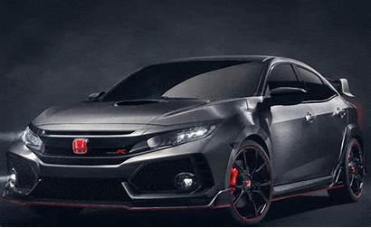 Honda Civic Type Differs Prototype Autoguide Similarities