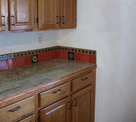 mexican tile backsplash mexican tile kitchen backsplash home design and decor