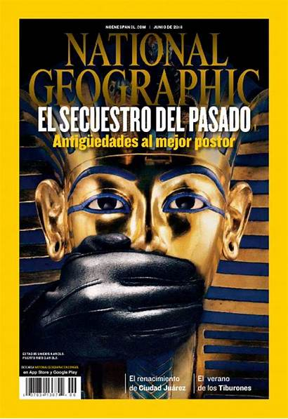 Geographic National Espanol Magazine Issue Discountmags June