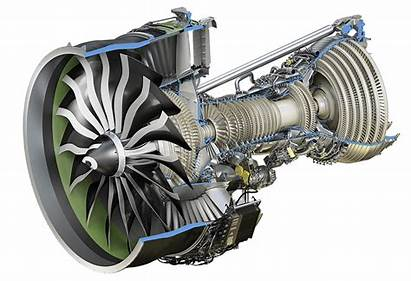 Engine Ge9x Jet Aircraft 777x Powerful Boeing