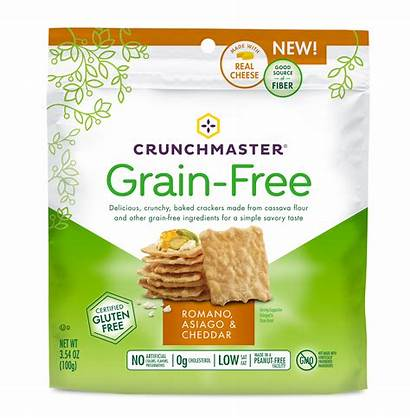 Grain Crunchmaster Crackers Rolls Supermarket Perimeter
