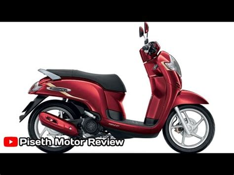 Review Honda Scoopy 2019 by Scoopy 2019 Honda Scoopy 2019 Just Arrival