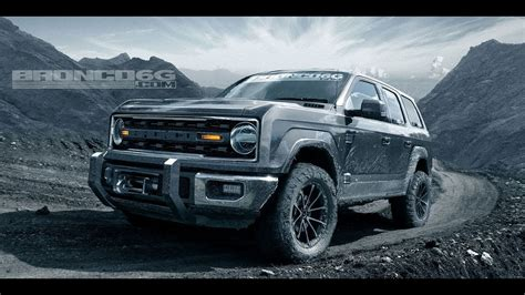 ford bronco      ford announcement