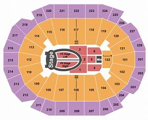 Fiserv Forum Seating Chart With Seat Numbers Fiserv Forum Seating Chart Milwaukee