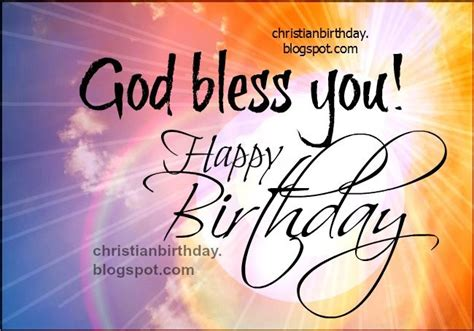 god bless  happy birthday pictures   images  facebook tumblr pinterest