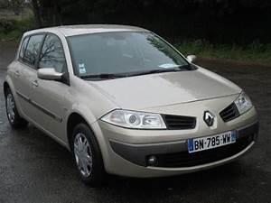 Renault Versailles : renault megane ii 1 5 dci85 confort expr versailles auto renault versailles reference aut ~ Gottalentnigeria.com Avis de Voitures