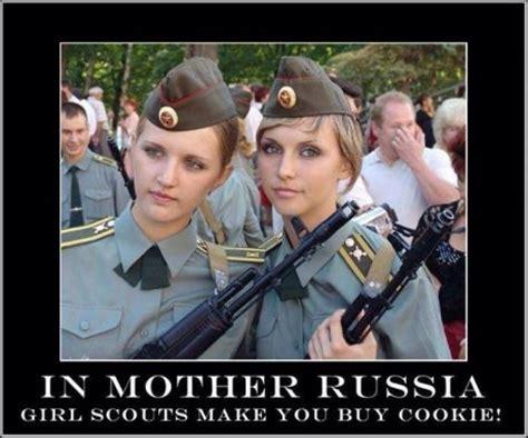 Russian Girl Meme - russian girl scouts