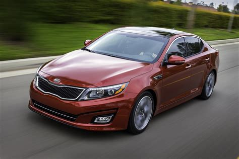 Updated 2018 Kia Optima Sedan Details And Pictures