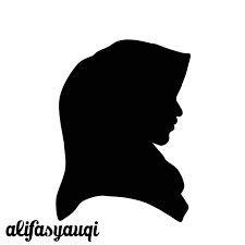 resultat de recherche dimages pour silhouette hijab logo pinterest silhouettes