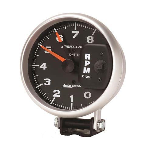 Auto Meter Sport Comp Monster Tachometer