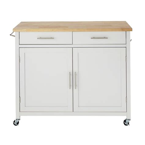 kitchen cart  drawer adjustable shelf storage towel bar